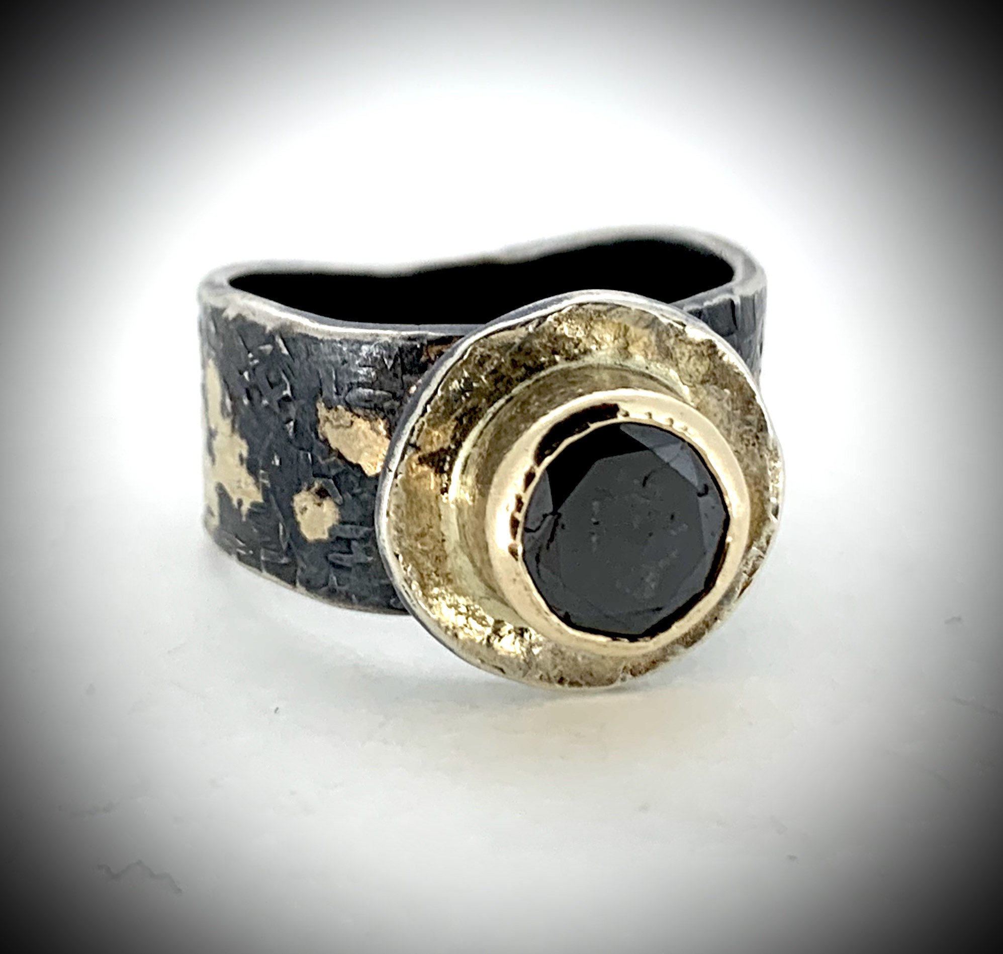Black Diamond Ring (3 carats)